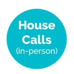in person house calls assistant packages