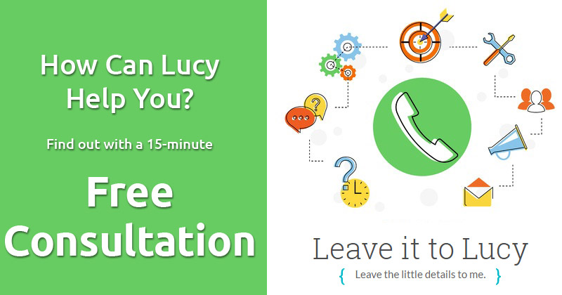free consultation with Lucy Seligman